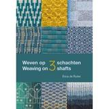 Book weaving on 3 shaft - EN